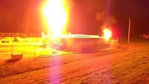 Wv worker dead after injuries in gas flash fire
