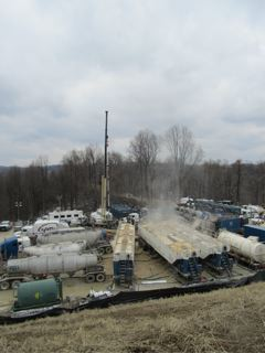 Silicosis from Fracking Sand Finally Getting Some Attention