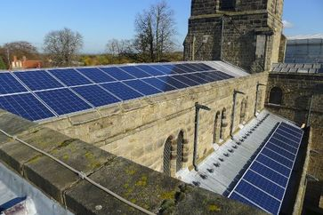 Churches Are Adopting Renewable Green Energy