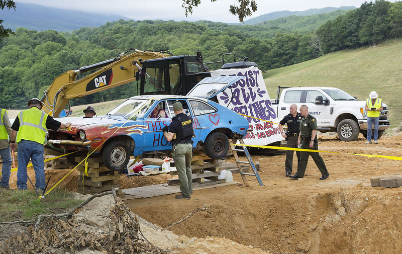 Grandmother Used 1971 Ford Pinto To Block Mvp Pipeline