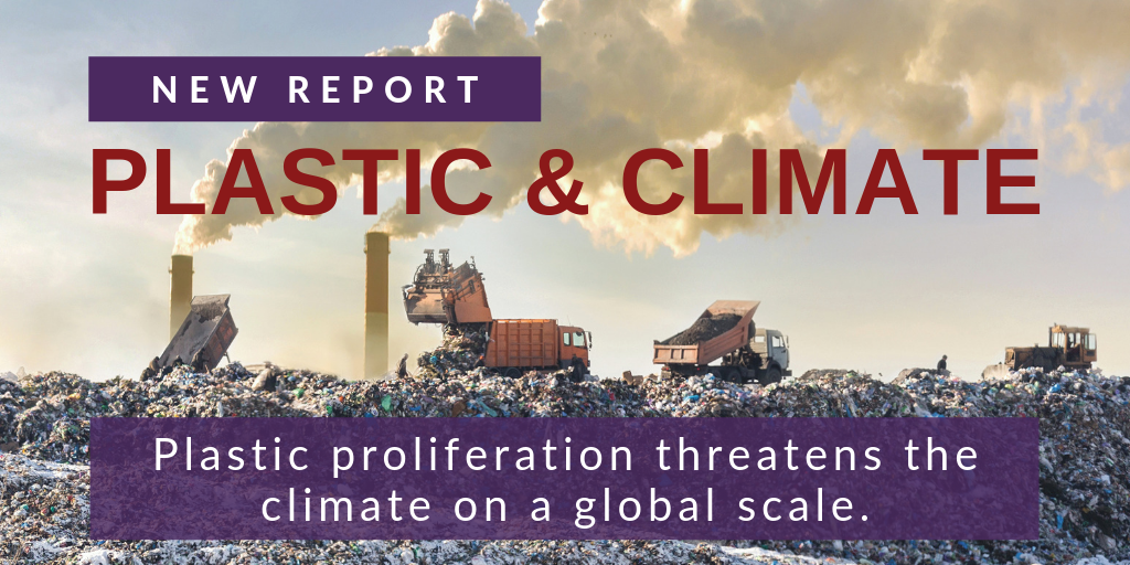 Global Climate Impacts Of Plastics Very Pervasive Over